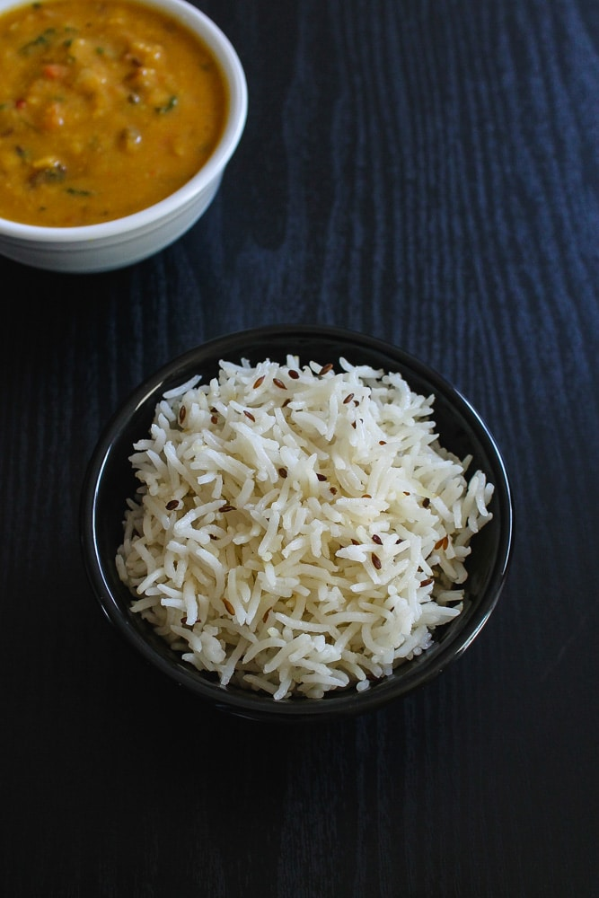 how to make jeera rice or pulao