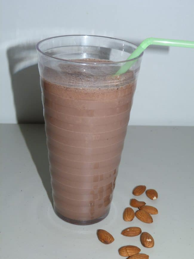 Thick milkshake recipe using ice cream