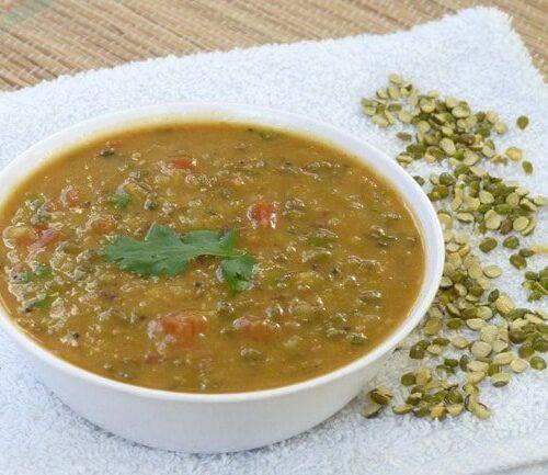 Chilke wali moong dal recipe (how to make chilka moong dal)