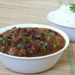 Kala Chana Curry Recipe (Black Chickpeas Curry)