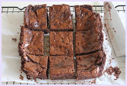 Eggless Brownie Recipe | Eggless Chocolate Brownies
