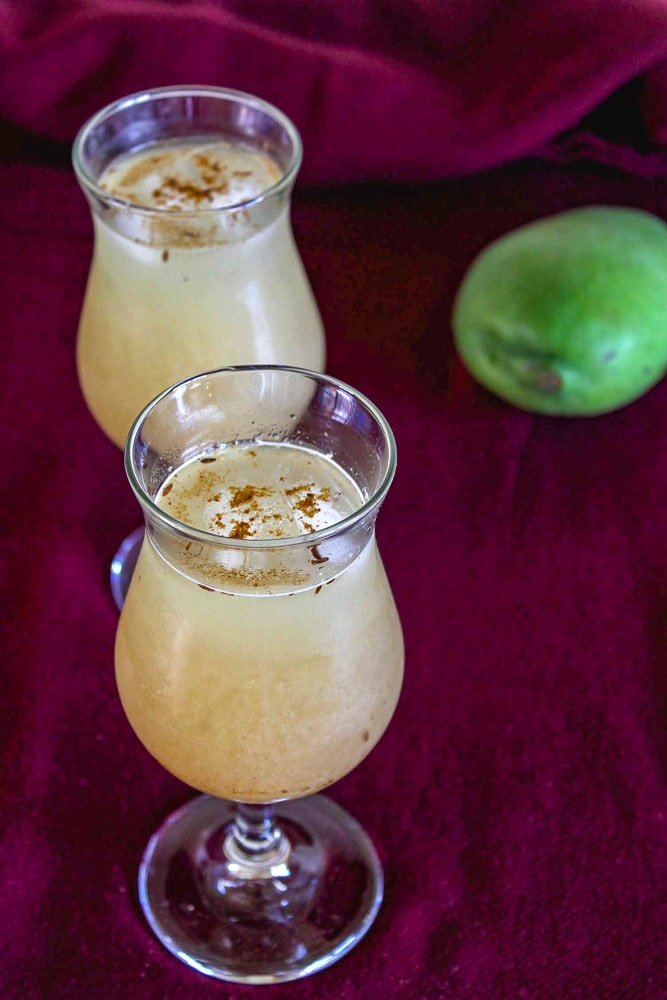 Roasted Aam Panna Recipe