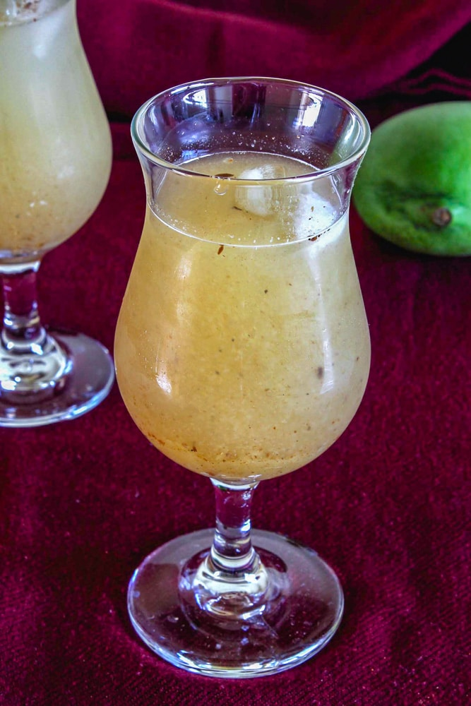 How to make aam panna at home