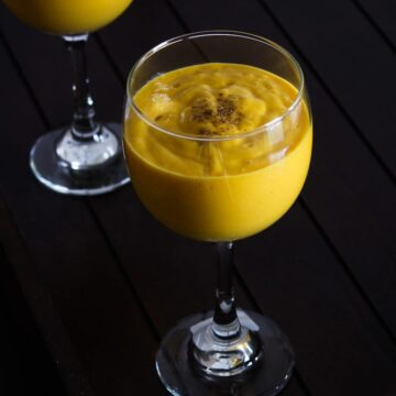 Mango Lassi Recipe (How to make Mango Lassi at Home)