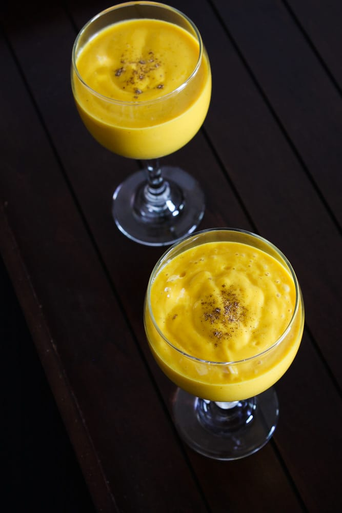 Mango Lassi Recipe (How to make Mango Lassi)