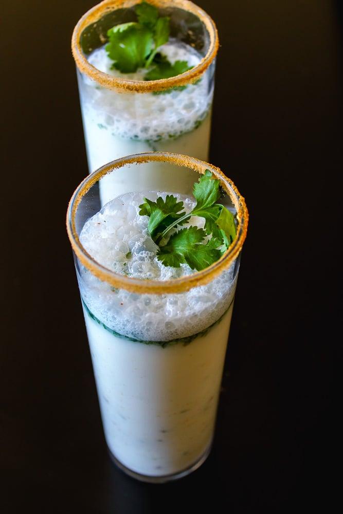 Masala Chaas Recipe (How to make Buttermilk Recipe,