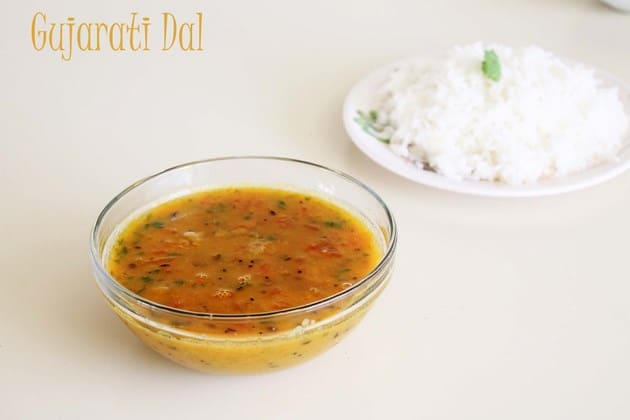 Gujarati dal recipe | How to make gujarati dal