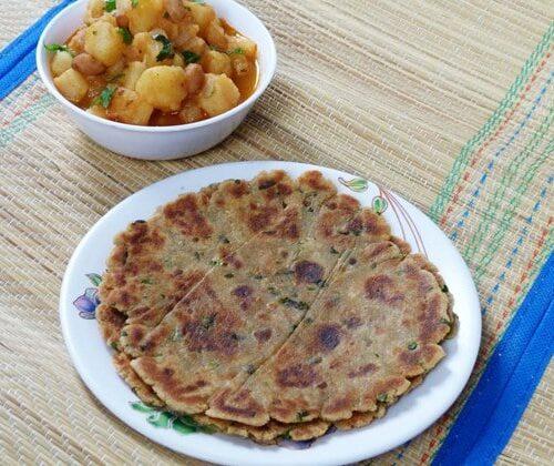 Rajgira paratha recipe | How to make rajgira paratha/roti