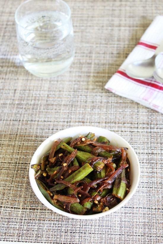 Bhindi do pyaza recipe | How to make bhindi do pyaza