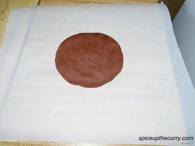 Chocolate coffee wafers