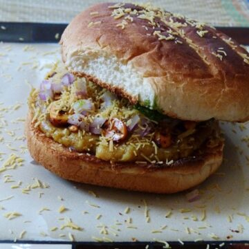 Dabeli recipe - Kutchi dabeli - How to make dabeli