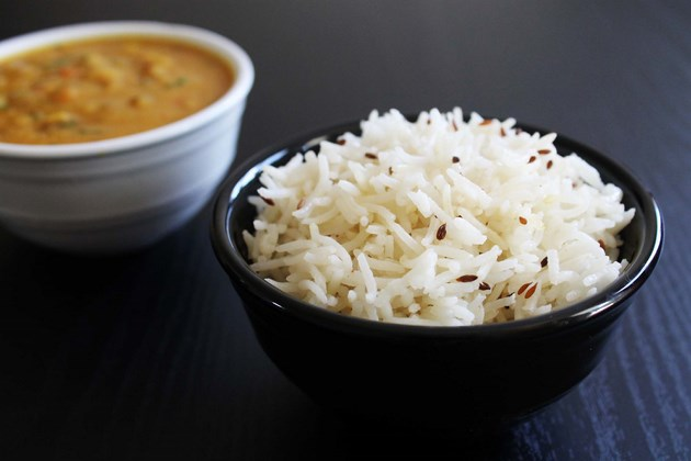 Jeera Rice Recipe | How to make jeera rice | Cumin rice recipe