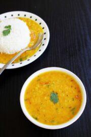 Moong Dal Tadka Recipe - No Onion No Garlic recipe