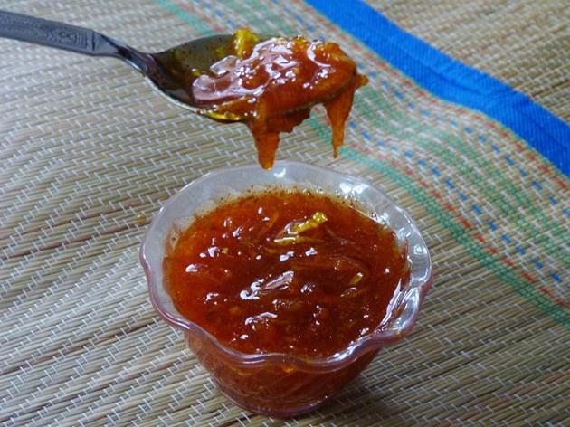 Raw Mango chunda recipe