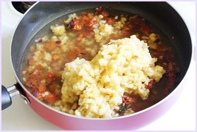 Shepu dal recipe (how to make dill leaves dal or Suva dal recipe)