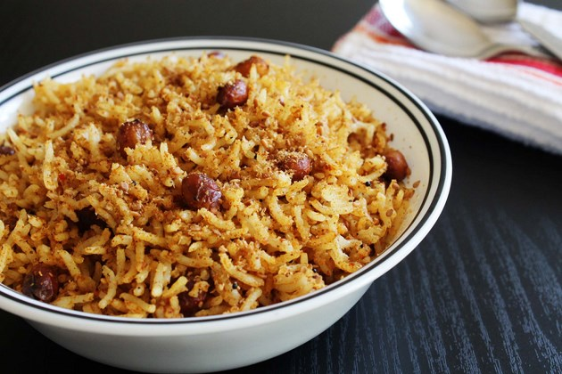 Tamarind rice recipe (How to make tamarind rice recipe), Imli rice