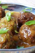 Veg manchurian recipe - with gravy - Indo chinese Recipe
