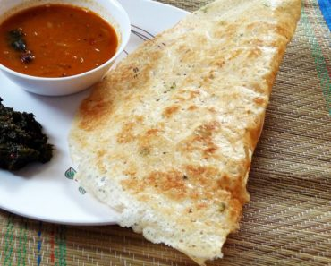 Rava Dosa Recipe - How to make crispy rava dosa - Instant semolina dosa