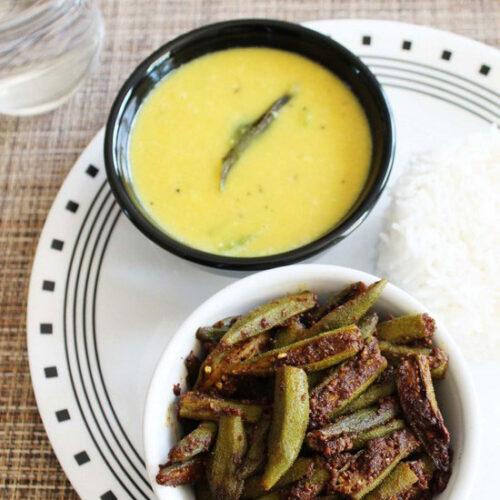 Bhindi Masala| How to make bhindi fry recipe | Okra Recipes