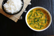 Palak Moong dal Recipe | Moong Dal with Spinach | Dal Palak