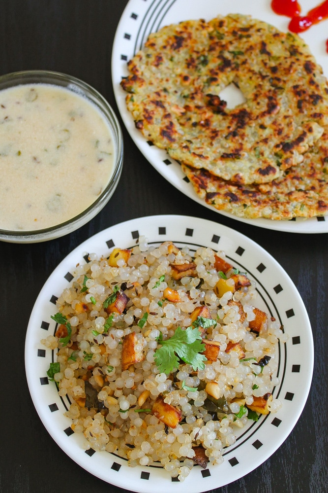 Sabudana Khichdi Recipe (PERFECT, Non-Sticky)