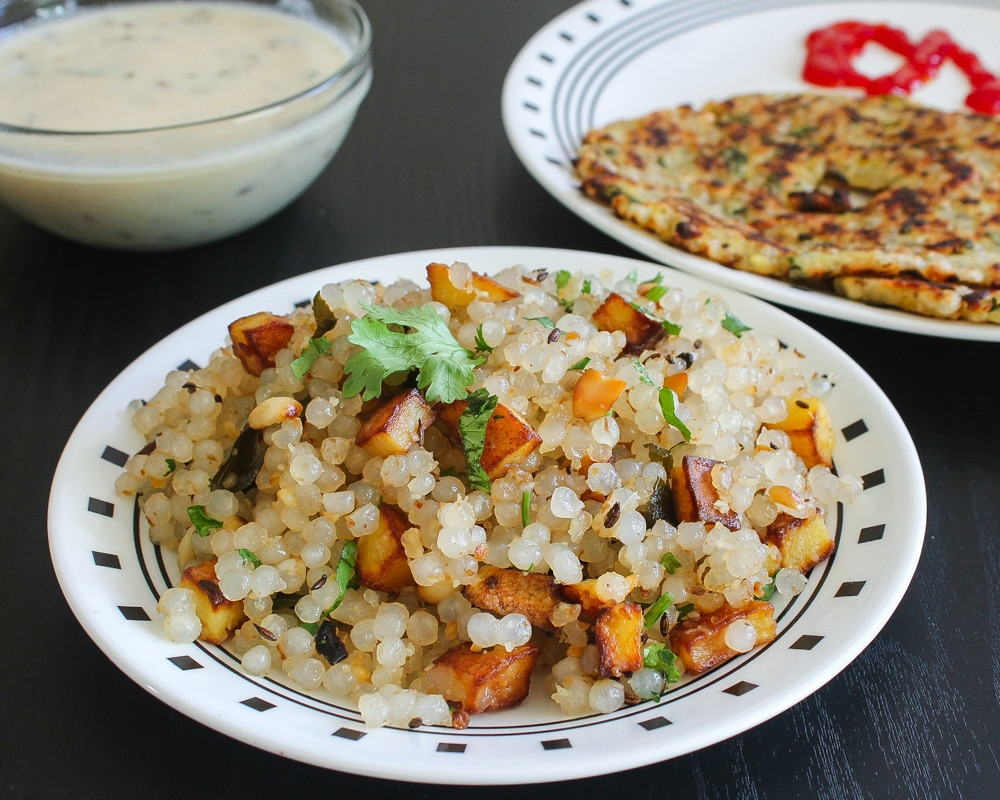 sabudana khichdi recipe for vrat