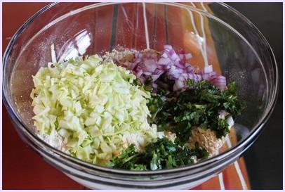 Cabbage pakoda recipe   How to make cabbage pakora