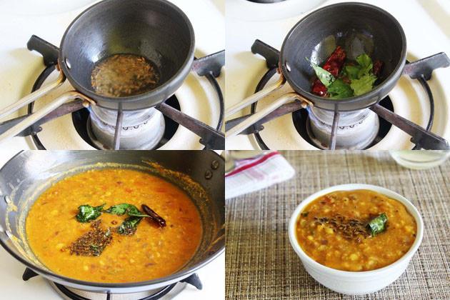 Chana dal Recipe – Punjabi chana dal masala – chana dal fry