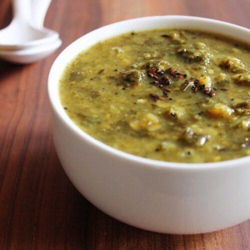 Gongura Pappu | Andhra style sorrel leaves dal recipe