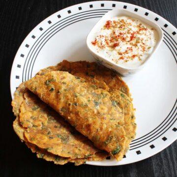 Methi thepla recipe | how to make Gujarati methi na thepla