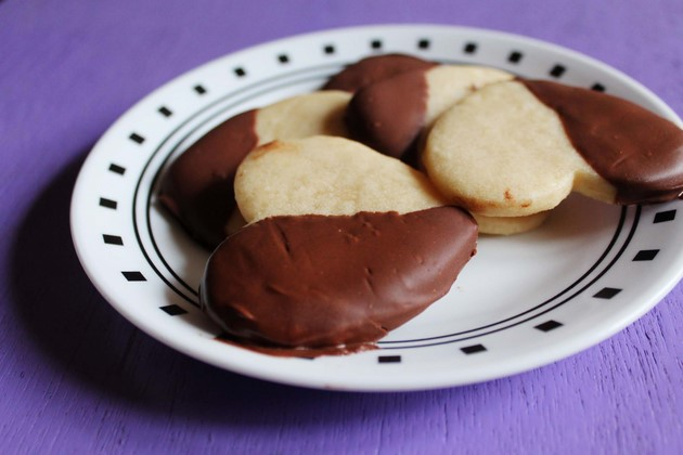 Shortbread Cookies Recipe|Easy eggless vanilla cookies