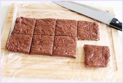 Eggless No Bake Brownies | Eggless Brownie Recipe