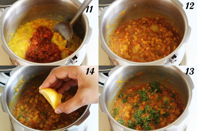 Lauki chana dal recipe | Dudhi chana dal subzi (Curry)