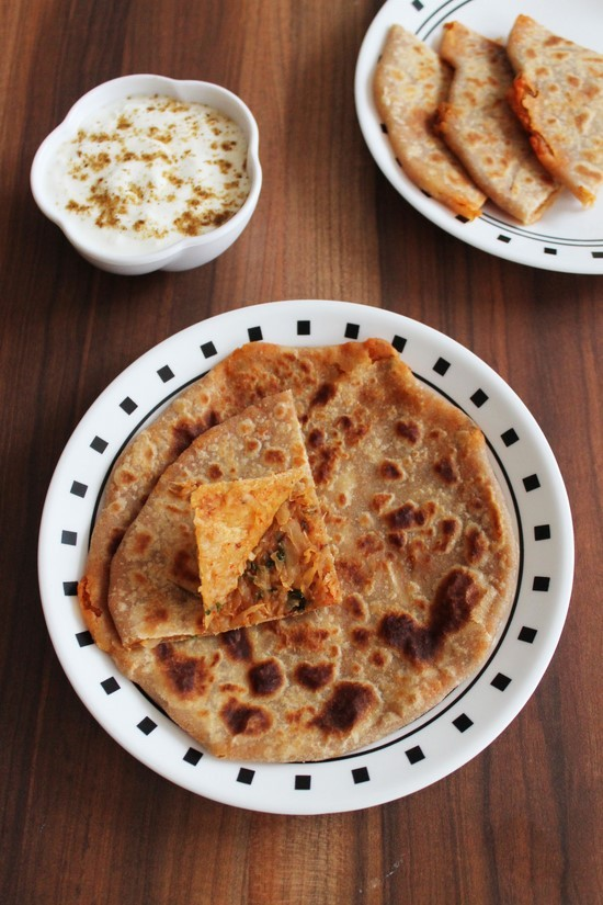 Mooli Paratha Recipe | Punjabi Mooli ka paratha | Radish Paratha