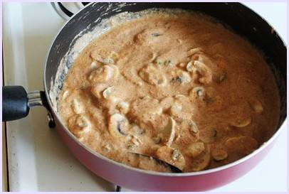 Mushroom Curry Recipe   How to make Simple Mushroom Curry