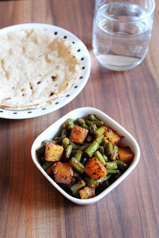 Aloo Beans Recipe | How to make Punjabi Aloo green beans Subzi