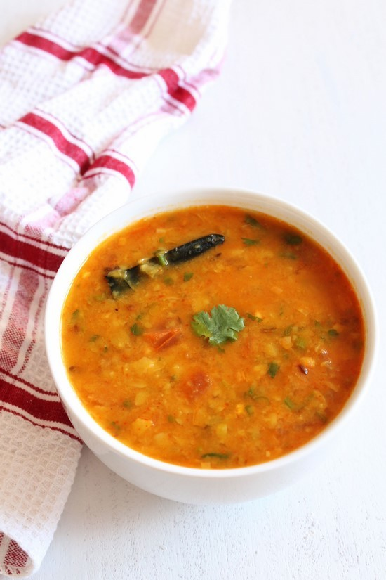 Green Garlic Dal Recipe | How to make Hare lehsun ki dal recipe