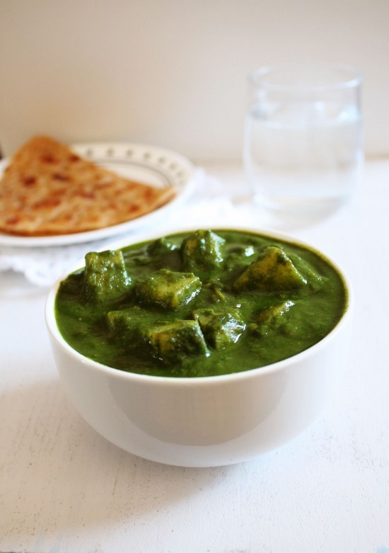 Aloo Palak Recipe | Aloo palak gravy recipe | potato spinach curry