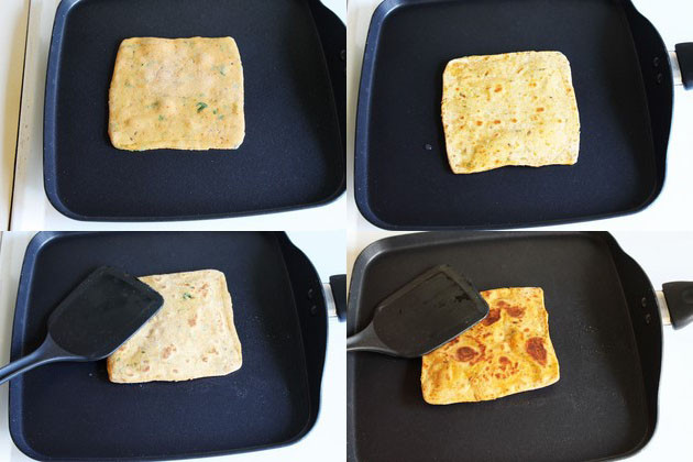 Masala Paratha Recipe | How to make masala paratha