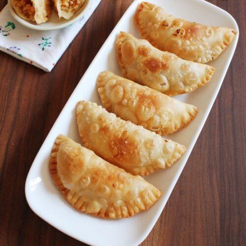 Gujiya Recipe   Mawa Gujiya Recipe   How to make Gujiya
