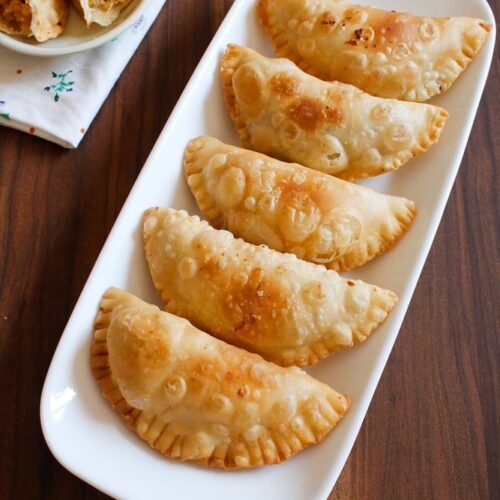 Gujiya Recipe (Mawa Gujiya) How to make gujia