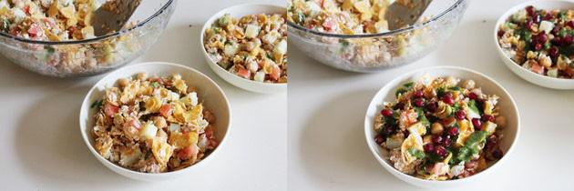 Oats Chaat Recipe | Healthy chaat recipe | Indian Oats recipes