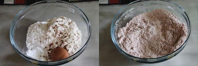 Eggless Mocha Muffins Recipe   Easy eggless muffin recipe