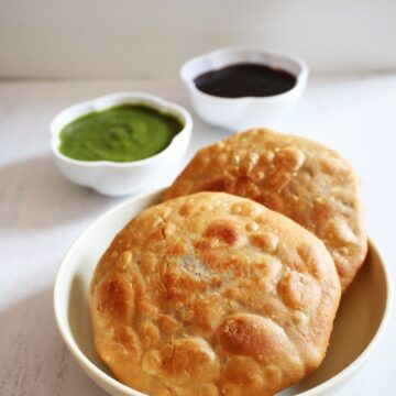 Matar Kachori Recipe | Matar ki kachori | Green peas kachori recipe