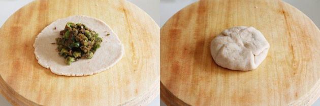 Matar Kachori Recipe   Matar ki kachori   Green peas kachori recipe