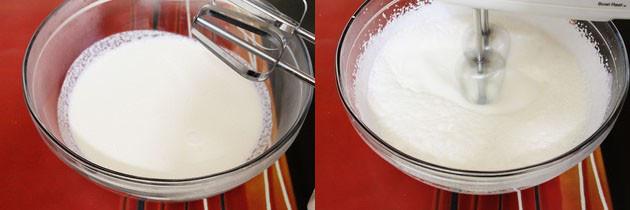 मैंगो आइसक्रीम बनाने की विधि (Mango Ice Cream Recipe in Hindi), आम की आइसक्रीम