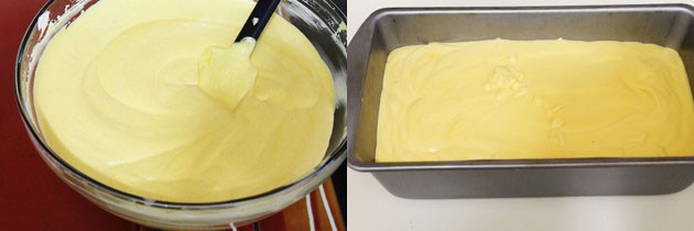 Mango Ice cream Recipe | How to make homemade mango ice cream