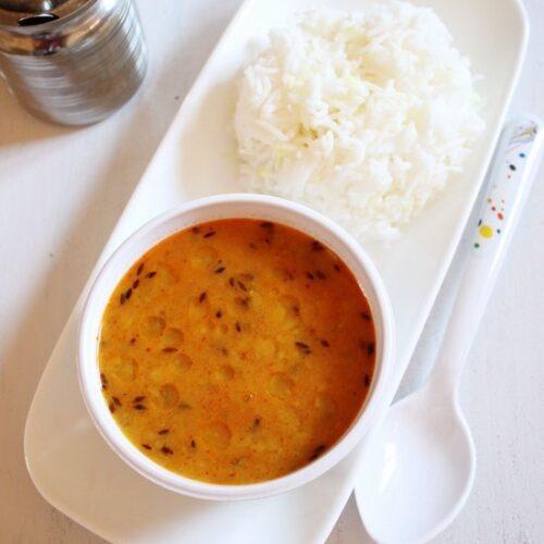 Maharashtrian Varan recipe  Varan Bhaat recipe
