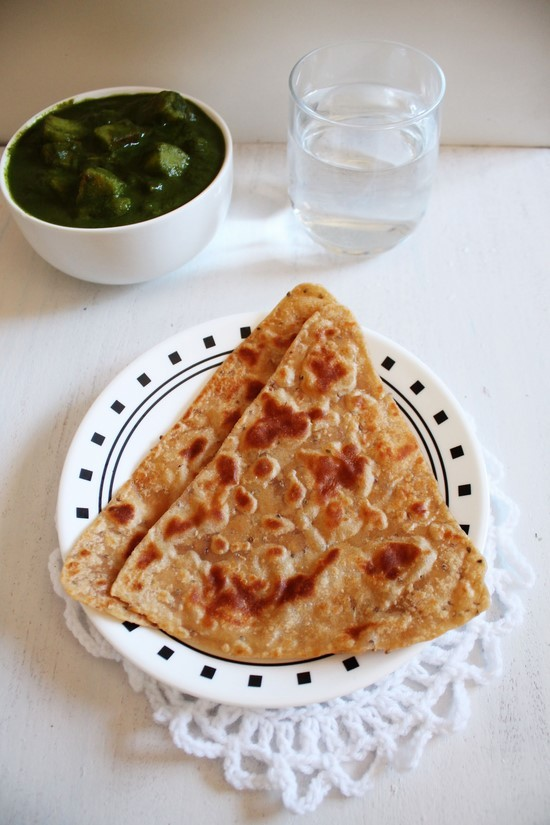 Ajwain Paratha Recipe | How to make ajwain ka paratha