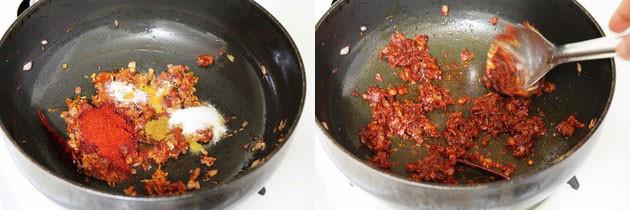 Spaghetti with Spicy Tomato Sauce recipe   Pasta Recipe